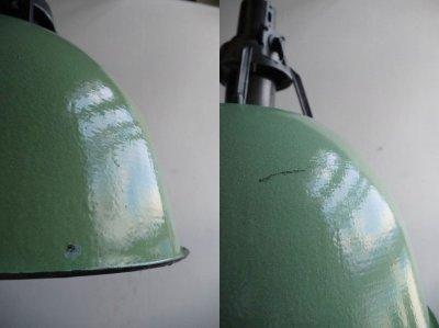 画像1: アンティーク Ukraine製 インダストリアル 吊り下げランプ D